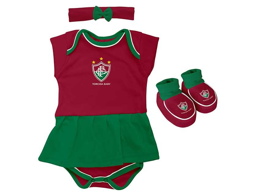 Kit 3 Peças Body Vestido a46782be231e7